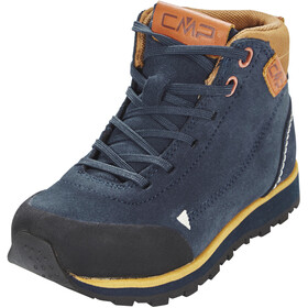 CMP Campagnolo Elettra Chaussures de randonnée mi-hautes Enfant, black blue